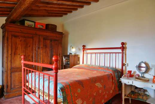 Tenuta Almabrada - Double bedroom