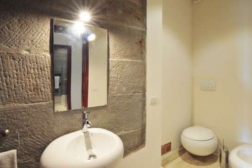 Tenuta Almabrada - Bathroom