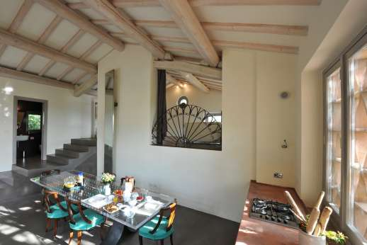 Tenuta Almabrada - Guesthouse on two levels