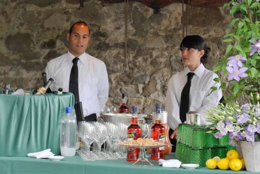 Staffed weddings at The Estate of Petroio - All aspects surrounding the event are taken care of with passion by the team who will make your dream wedding come true