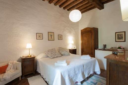 Val di Castello - Double bedroom.