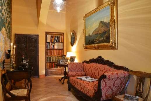Vecchia Fattoria - Vecchia Fattoria with its quality furnishings.