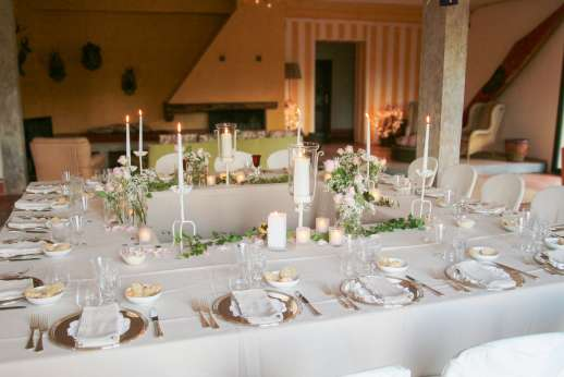 Weddings at Villa Atena - Villa Atena the perfect setting to host and celebrate your wedding!