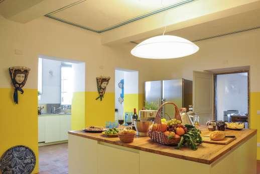 Villa Caprolo - Perfect for passionate cooking!
