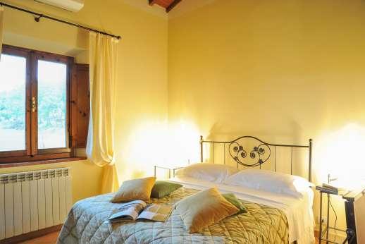 Villa D'Elsa - Double bedroom