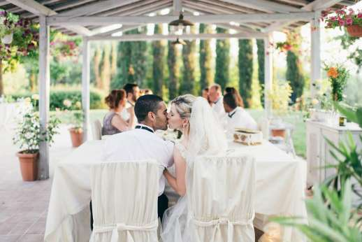 Villa D'Elsa - A beautiful villa for a beautiful day. Host your wedding at Villa D'Elsa!