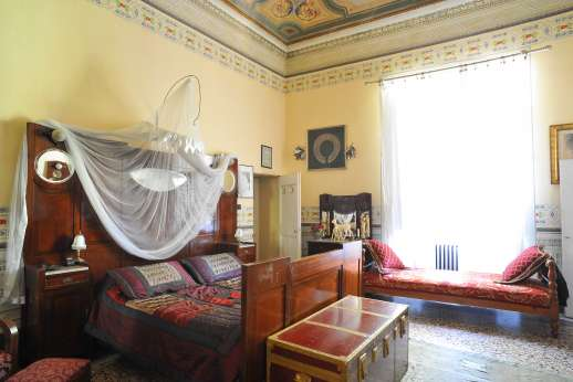 Villa De Lanfranchi (x 14 people) with Staff and Cook - Double bedroom.