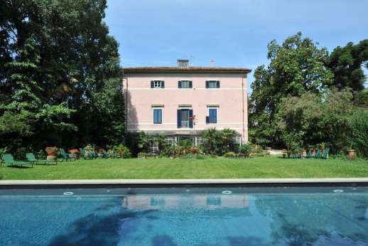 Villa De Lanfranchi (x 14 people) with Staff and Cook - Beautiful traditional villa