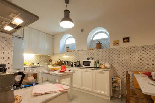 Villa delle Lance - Well equipped kitchen.