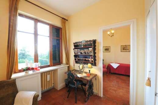 Villa delle Lance - First floor.