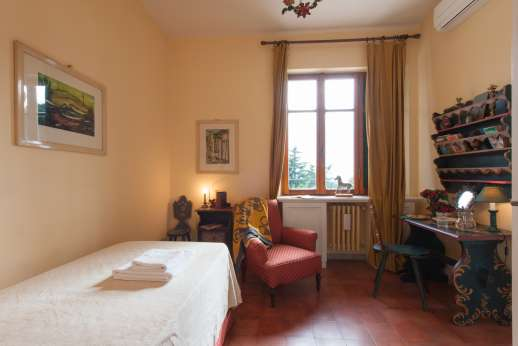 Villa delle Lance - Single bedroom