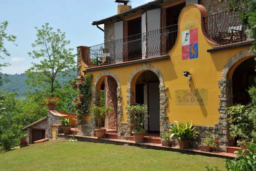 Villa Denise - A luxury estate which has its one coat of arms!
