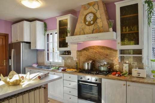 Villa Denise - Wonderful Italian foods and flavours.