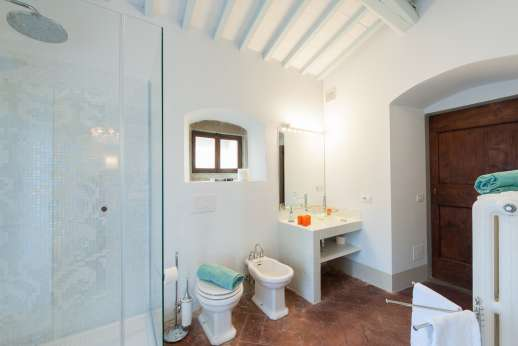Villa di Masseto - Bathroom