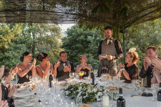 Weddings at Villa Di Masseto - Weddings at Villa Di Masseto