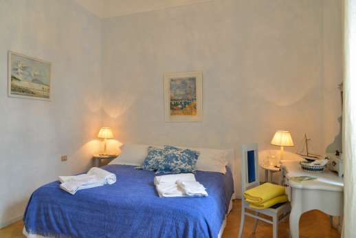 Villa di Pile - Double bedroom