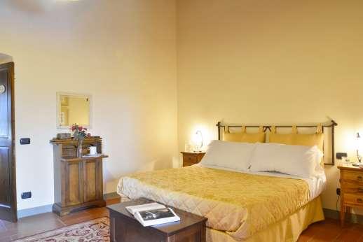 Villa Le Botti - Double bedroom.