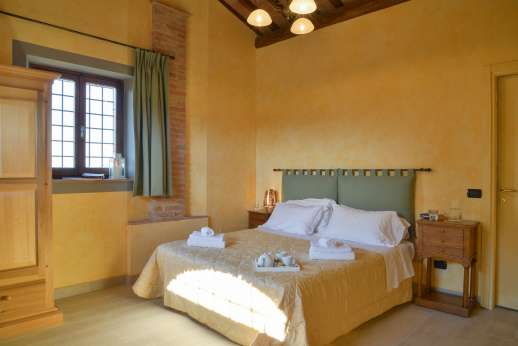 Villa Le Botti - A homely and welcoming feel at Le Botti.