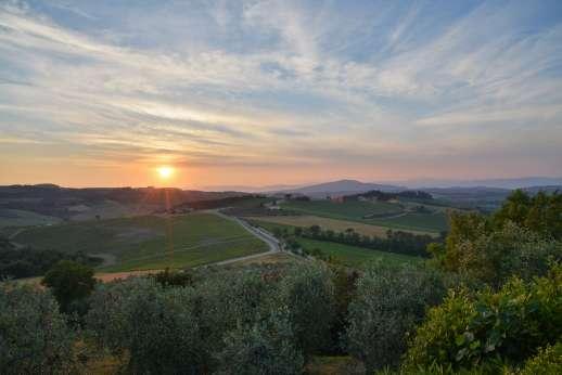 Villa Le Botti - A beautiful view