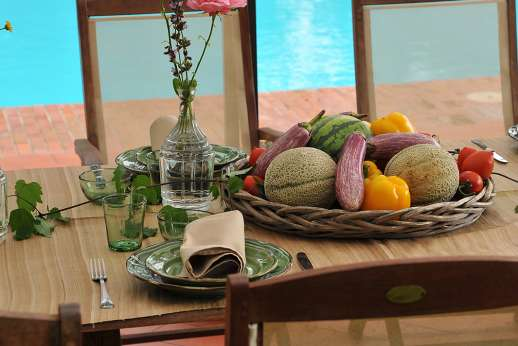 Villa Lungomonte - A staffed villa who can cater your meals on request.