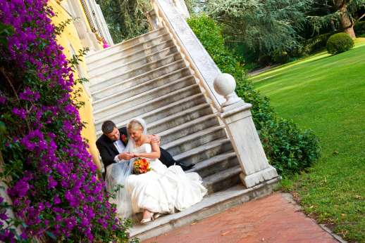 Weddings at Villa Lungomonte - Weddings at Villa Lungomonte