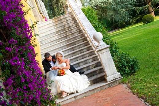 Weddings at Villa Lungomonte - Weddings at Villa Lungomonte