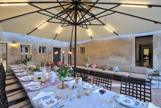 Weddings at Villa Zambonina - Wedding at Villa Zambonina