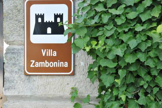 Weddings at Villa Zambonina - The castle Zambonina!