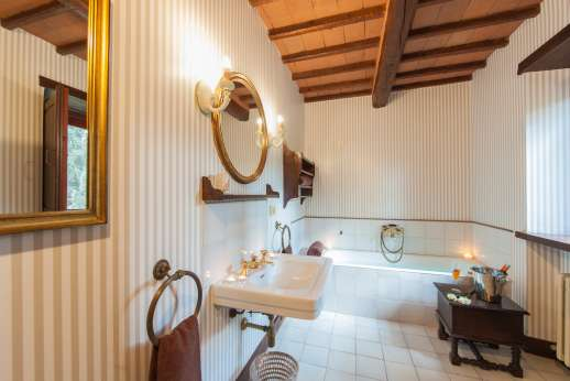 Visentium - Private en suite bathroom.