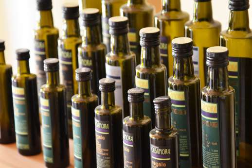 Villa La Leccina Casamora -  Casamora's specialty is its olive oil, pressed onsite in a modernised 17th century mill.