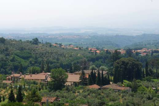 Villa La Leccina Casamora - Casamora the Estate.