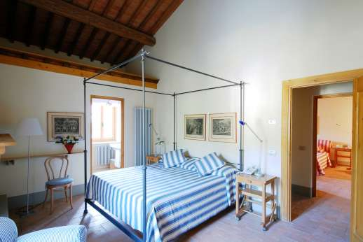 Il Noce Casamora - Double bedroom