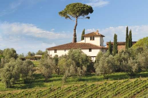 Gugliaie - Gugliaie, near Florence, Tuscany.