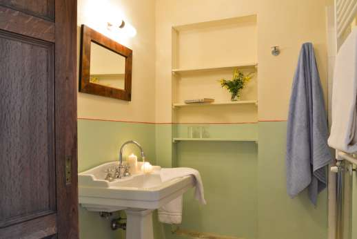 Gugliaie - An en suite with shower