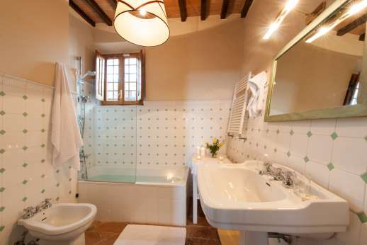 Gugliaie - En suite bathroom