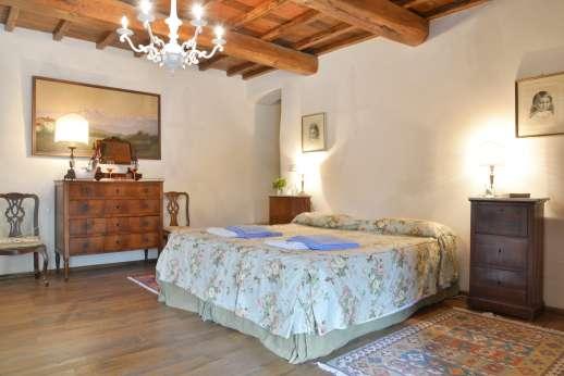 Gugliaie - Double bedroom