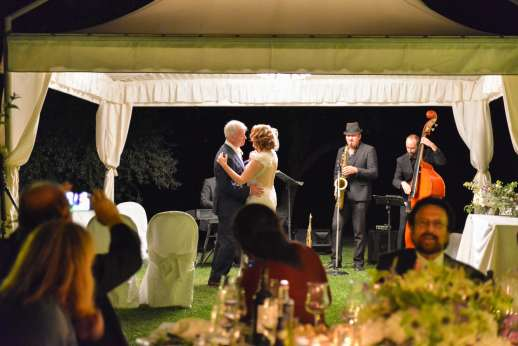 Gugliaie - Wedding held at the villa