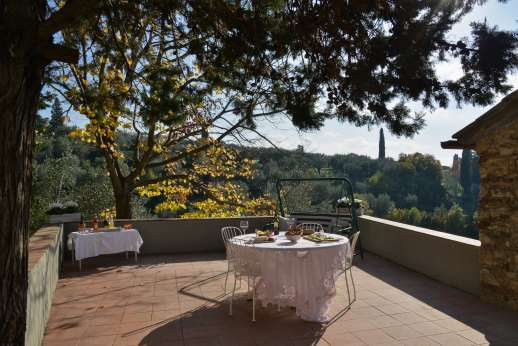 Villa Olmetto - A beautiful and relaxing location