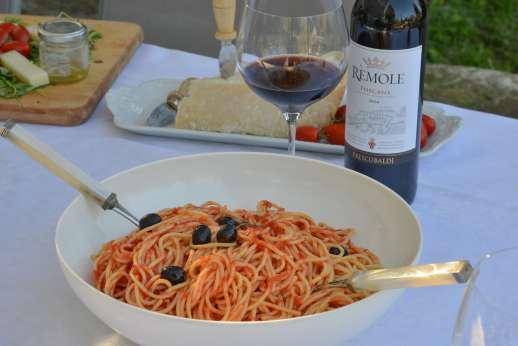 Villa Olmetto - Taste the real italy