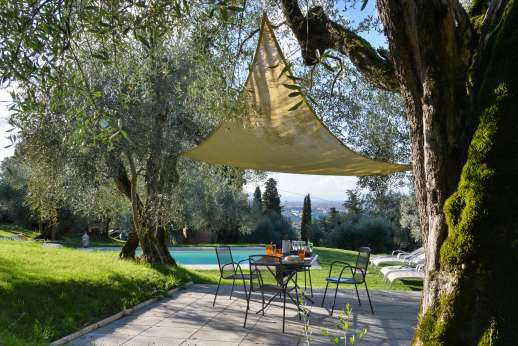 Villa Olmetto - A beautiful and magical villa