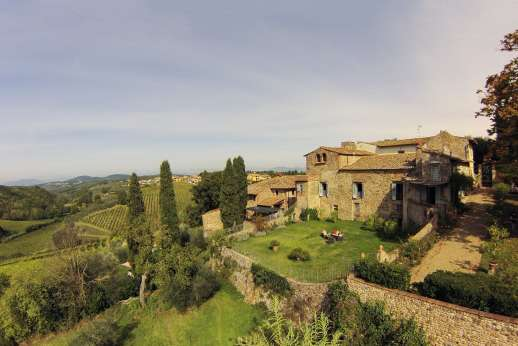 The Estate of Casa Vecchia - The Estate of Casa Vecchia
