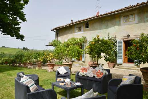 The Estate of Casa Vecchia - Casa Vecchia is a lovely Renaissance manor house set within a forty-acre estate.