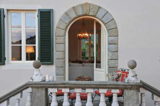 Villa le Cipressae - An elegant and charming villa!