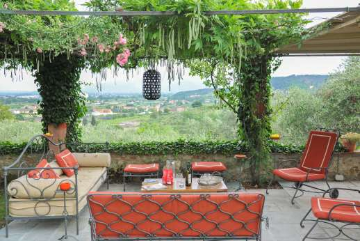 Villa le Cipressae - Sit, relax, enjoy!