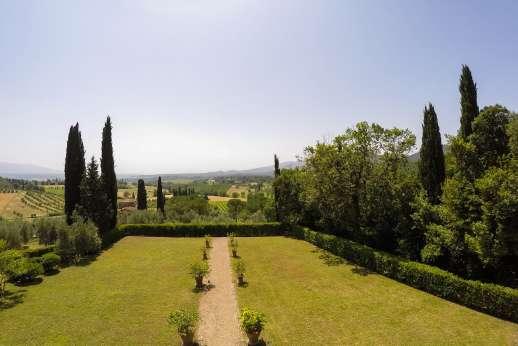 Fonte Petrini - Beautiful panoramic views