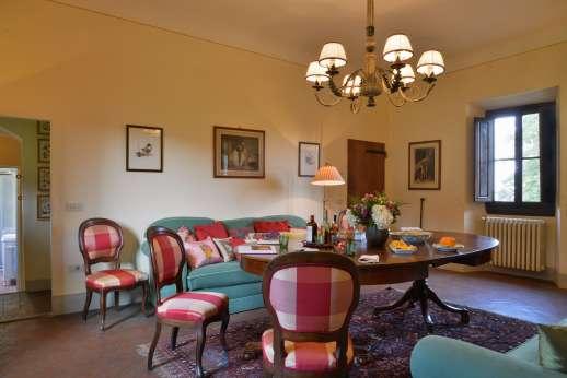 Fonte Petrini - Upper first floor sitting room