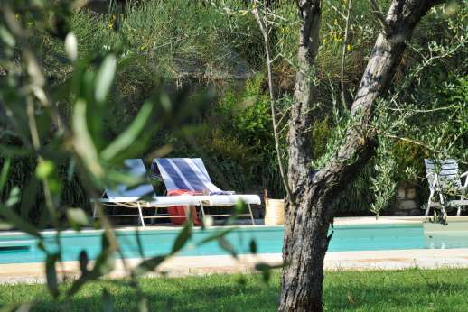 Fonte Petrini - A perfect place to relax the days away