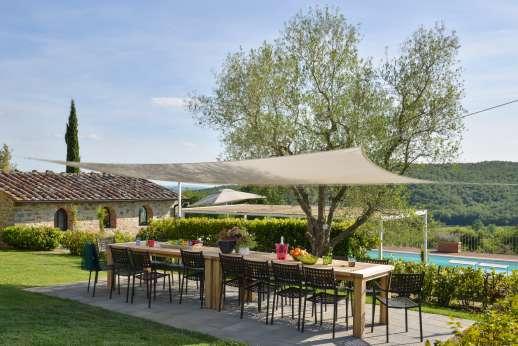 Borgo Gerlino - Take your meal outside!