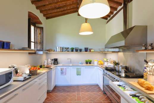 Borgo Gerlino - Meals can be cooked for you arranged through our concierge service