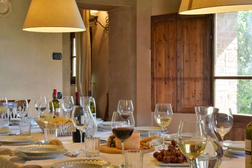 Borgo Gerlino - An fine and elegant dining experience